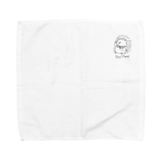 hey!harry! Towel handkerchiefs