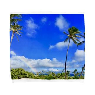 FEEL HAWAII Towel handkerchiefs