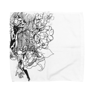 satsuki / HITOTOSE Towel handkerchiefs