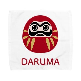 DARUMA Towel handkerchiefs