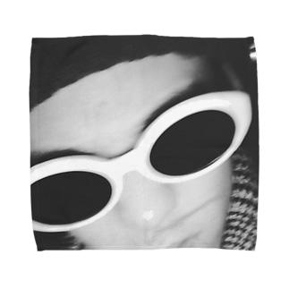 がオー Towel handkerchiefs