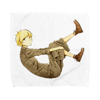 きわむ連れてけグッズ Towel handkerchiefs