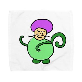 ラッキーナイト2 Towel handkerchiefs