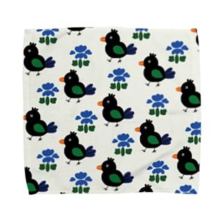 toritohana Towel handkerchiefs