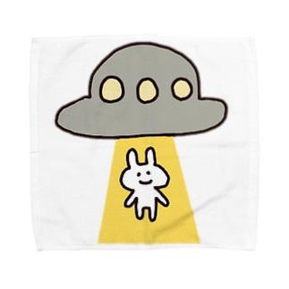 うさ村さん Towel handkerchiefs