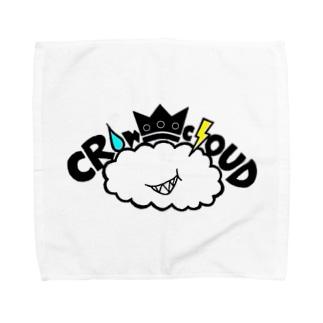 CROWN CLOUD Towel handkerchiefs
