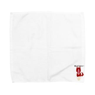 噛んだろかー Towel handkerchiefs