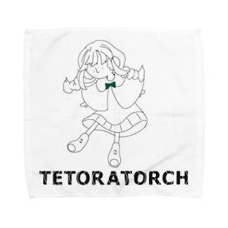 グゼリュシュカ Towel handkerchiefs
