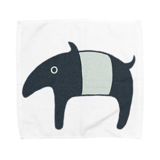 ゆめをバクバク Towel handkerchiefs