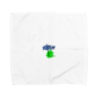 h-himawari Towel handkerchiefs