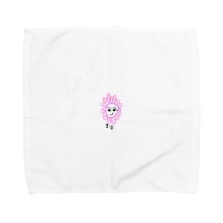 o-himawari Towel handkerchiefs