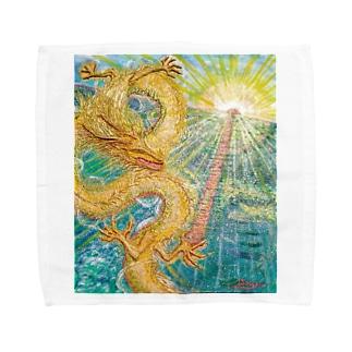 新天地へ Towel handkerchiefs