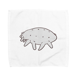 【深海生物】クマナマコ Towel handkerchiefs
