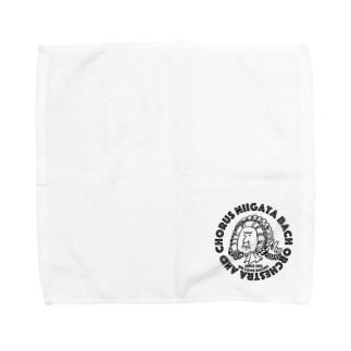 たんざわ騎士の新潟バッハ管弦楽団&合唱団応援2019 Towel handkerchiefs