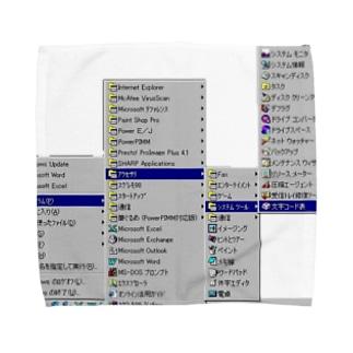 窓98 Towel handkerchiefs