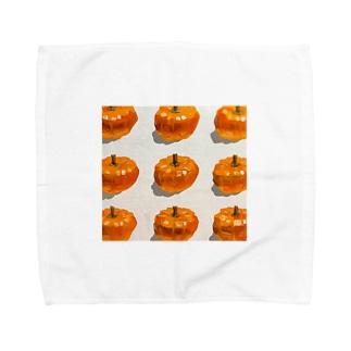 pumpkin Towel handkerchiefs