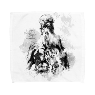 neosry2097 ミュージックグッズDBコスチューム Towel handkerchiefs