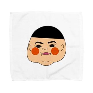 ベイビー太郎(カラー) Towel handkerchiefs