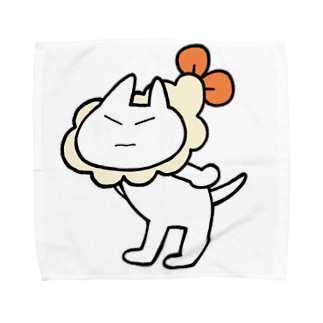 からっと揚げてよ Towel handkerchiefs
