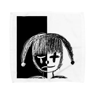 Piero/ピエロ Towel handkerchiefs