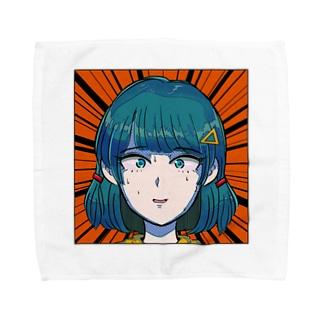 ユリちゃん Towel handkerchiefs