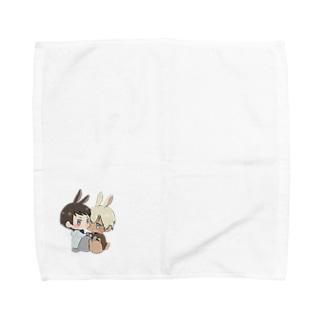 個人用 Towel handkerchiefs