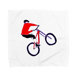 MTBデザイン「RIDE」 Towel handkerchiefs