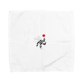 変な奴 Towel handkerchiefs