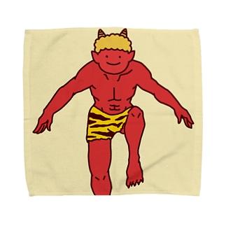NO MORE BEANS  Towel handkerchiefs