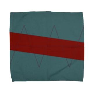 jigsaw Towel handkerchiefs