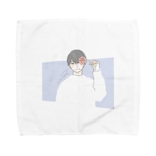 アナタト Towel handkerchiefs