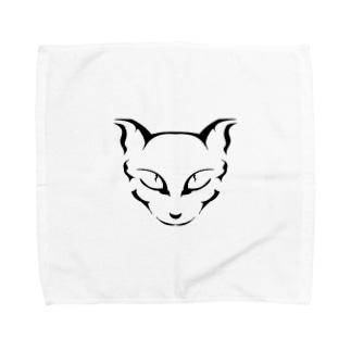 ネネココ Towel handkerchiefs