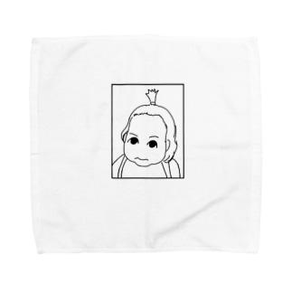 Kouちょんまげ Towel handkerchiefs