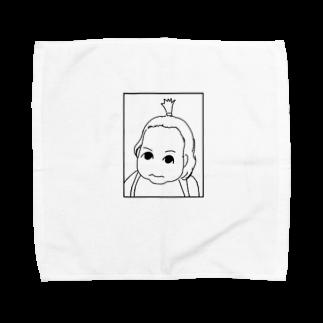 Eatn-kkのKouちょんまげ Towel handkerchiefs
