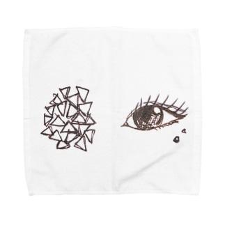 目 Towel handkerchiefs