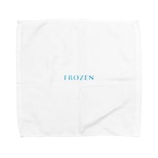 フローズン Towel handkerchiefs