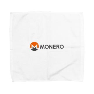 Monero モネロ Towel handkerchiefs