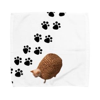 亀葱 Towel handkerchiefs