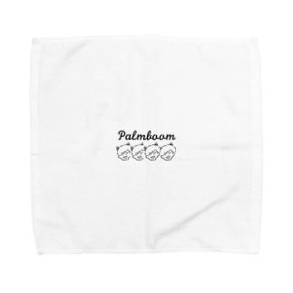 test shiba Towel handkerchiefs