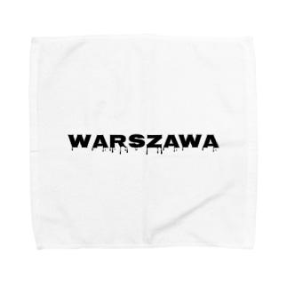 warszawa 2019 Towel handkerchiefs