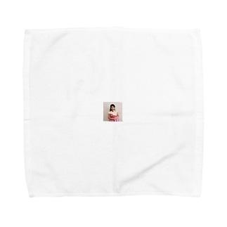 ウンジ Towel handkerchiefs