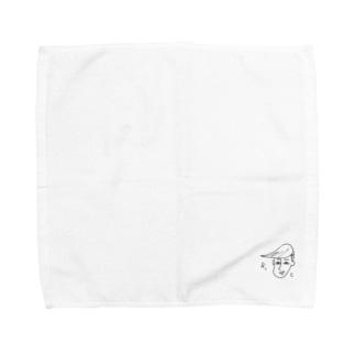 寺田くん Towel handkerchiefs