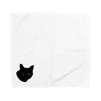 うちのジジ Towel handkerchiefs