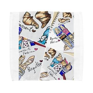 ファッションブレッド Towel handkerchiefs