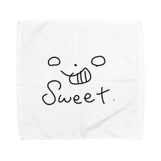 ナルシスト君 Towel handkerchiefs