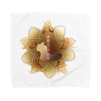 SNS漫画「桃恋姫歌舞伝」アイコン Towel handkerchiefs