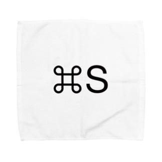 ⌘S Towel handkerchiefs