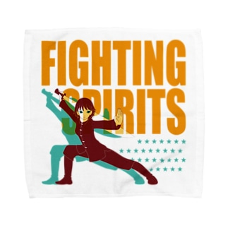 戦う少女~FIGHTING SPIRITS~ Towel handkerchiefs