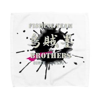烏賊 Towel handkerchiefs