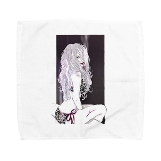 逢えない夜 Towel handkerchiefs